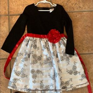 Girls Holiday Formal Dress-like new size 6X